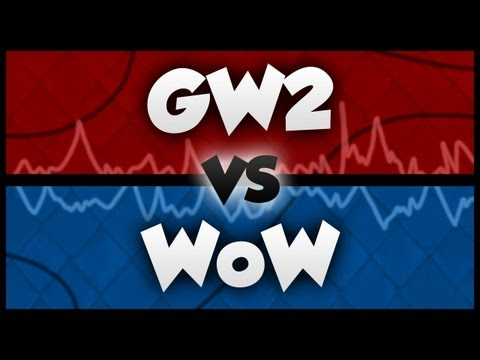 Guild Wars 2 vs wow - Visit us! facebook.com/getbonkd twitter.com/getbonkd twitch.tv/getbonkd Bonk! Studios presents Guild Wars 2 - GW2 vs WoW (10/19/2011) Commentary by: Donald 