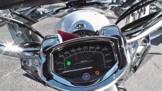 8. 007968 - 2009 Yamaha V-Star 1300 - Used Motorcycle For Sale