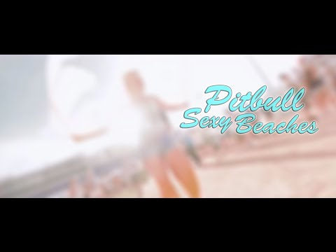 Pitbull Feat. Chloe Angelides - Sexy Beaches [Fan Video] With Lyrics