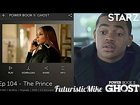 POWER BOOK II: GHOST SEASON 1 EPISODE 4 THOUGHTS!!! TEJADAS ARE CRAZY AND TARIQ TAKING OVER!!!