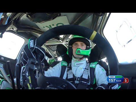 FIA ERC - 46 BARUM RALLY - OBC SS4 Kopecky