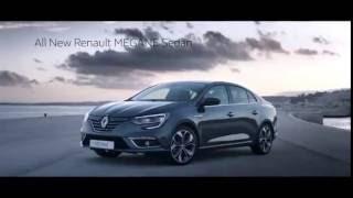 2016 Renault Megane Sedan Tanıtım Videosu
