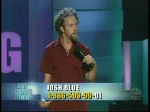 U.S. Soccer Player Josh Blue on 