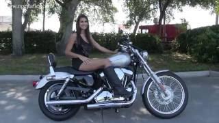 9. 2006 Harley Sportster 1200 Custom New Port Richey