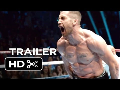 Southpaw Official Trailer #1 (2015) - Jake Gyllenhaal, Rachel McAdams Movie HD (видео)