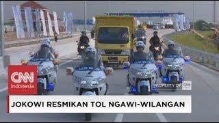 Video Aksi Presiden Jokowi Naik Truk Coba Tol Ngawi - Kertosono MP3, 3GP, MP4, WEBM, AVI, FLV Januari 2019