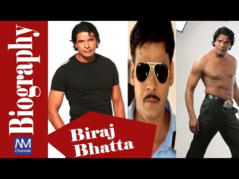 (Biraj Bhatta Biography || Nepali Actor Biography || Nepali Movies Channel - Duration: 3 minutes, 10 seconds.)