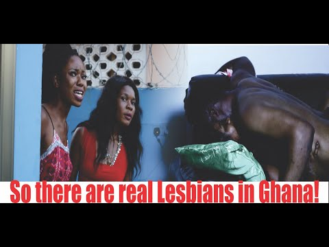 LESBIANS AND FRIENDS IN GHANA - USING alcohol and tricks on women
