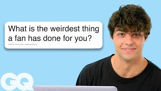Video Noah Centineo Goes Undercover on Twitter, Instagram, and YouTube | GQ MP3, 3GP, MP4, WEBM, AVI, FLV November 2018