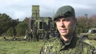 Artilleripejleradar