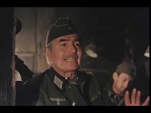 Cross Of Iron (1977) - Trailer