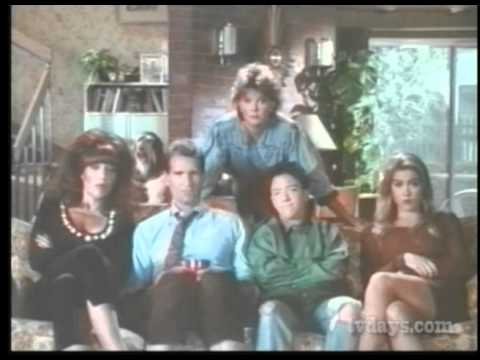 MARRIED WITH CHILDREN PROMO FOR WILL ROGERS HOSPITAL