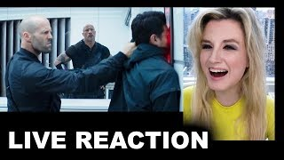 Hobbs & Shaw Trailer 2 REACTION by Beyond The Trailer