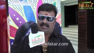 Thalapathi Dinesh at Kalkandu Movie Audio Launch