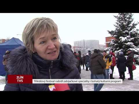 TVS: Zlínský kraj 12. 1. 2019