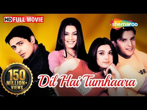 Dil Hai Tumhara (HD) | Full Movie | Arjun Rampal - Preity Zinta - Mahima Chaudhary