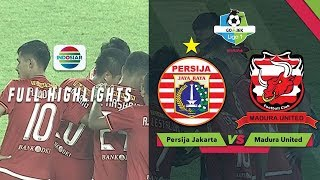 Video PERSIJA JAKARTA (0) vs MADURA UNITED (2) - Full Highlights | Go-Jek LIGA 1 bersama Bukalapak MP3, 3GP, MP4, WEBM, AVI, FLV Januari 2019