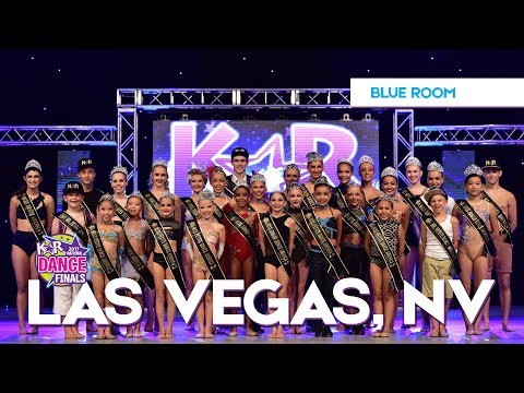 2017 KAR Las Vegas Nationals // Title Opening Number - Blue Room  [Las Vegas, NV]