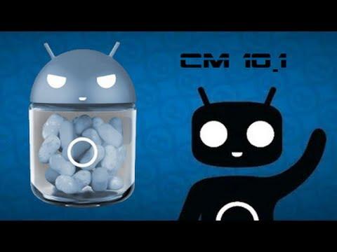 ROM Cyanogenmod 10 PARA LA TABLET POLAROID 7 PMID70C
