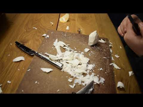 Magnus Skærer Sæbe / Soap Carving