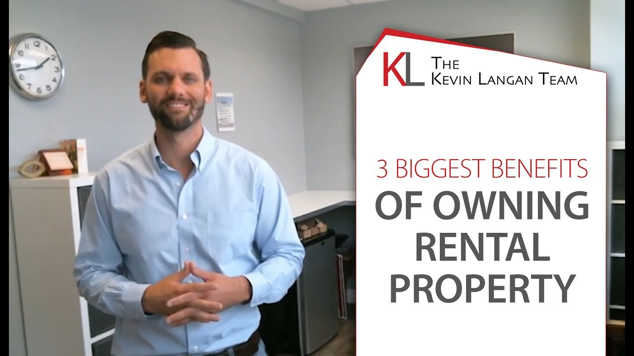 The 3 Biggest Benefits of Owning Investment Property