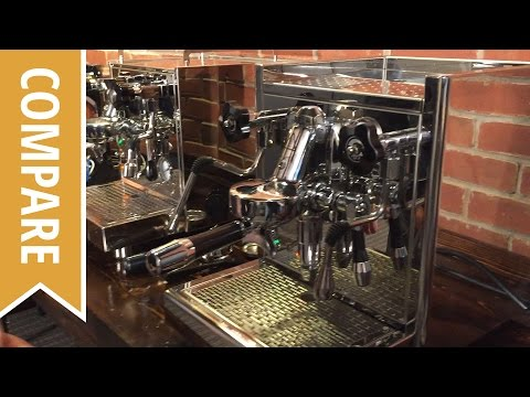 Compare: ECM Technika IV and Profitec Pro 500 Espresso Machines