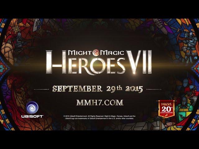Видео к игре Might and Magic Heroes VII