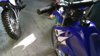 9. Yamaha 2006 TT-R90 For Sale