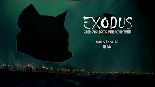 Trailer for EXODUS, Melee National in Israel