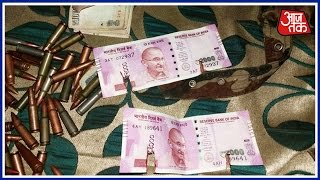 Terrorists Killed In Kashmir's Bandipora Had New Rs. 2,000 Notes