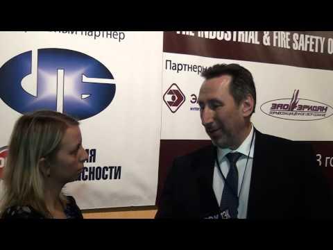 Интервью В.А.ПОТЕХИНА, генерального директора Группы компаний «Системы промышленной безопасности»