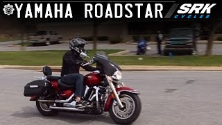9. Yamaha Roadstar Test Drive