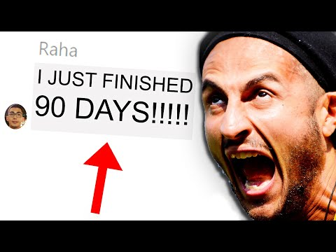 My Student Did 93 Days of NoFap... How Did He Do It?