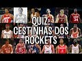 Quiz: Os 5 Cestinhas Do Houston Rockets Em Cada Tempora