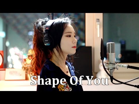 Ed Sheeran - Shape Of You ( cover by J.Fla ) (видео)