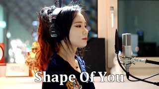 Ed Sheeran - Shape Of You ( cover by J.Fla ) Video