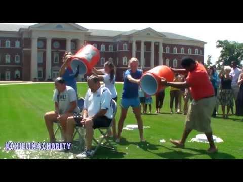 #Chillin4Charity - Christopher Newport University