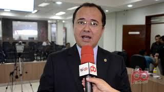 Wohstington Rocha fala sobre encontro de Vereadores em Sousa