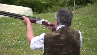 Kupa Ödüllü Trap Atış Yarışması Yenibosna Avcı Derneği Etkinliği 2012