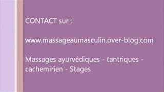 Extrait Massage Tantrique Cachemirien Dos