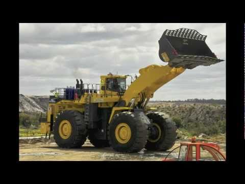 Top 5 Biggest Wheel Loaders