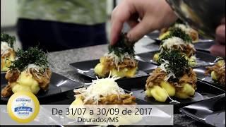 Cozinha Show – 5º Festival Gastronômico Prefeitura de Dourados  Prefeitura de Dourados