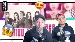 GUYS REACT TO DUA LIPA & BLACKPINK  'KISS AND MAKE UP'