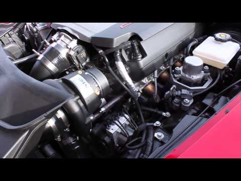 Vengeance Racing - Supercharged VRSC690 C7 Stingray