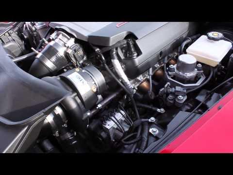 Vengeance Racing - Supercharged VRSC690 C7 Stingray
