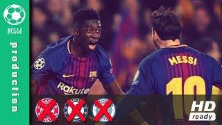 Video FC Barcelona Destroy BIG TEAMS In Europe - Part 2 MP3, 3GP, MP4, WEBM, AVI, FLV Juni 2018