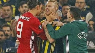 Video Zlatan Ibrahimovic - Best Fights & Angry Moments | 2016/2017 HD MP3, 3GP, MP4, WEBM, AVI, FLV Juli 2019