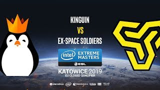 Kinguin vs ex-Space Soldiers - IEM Katowice EU Minor QA - map3 - de_mirage [TheCraggy]