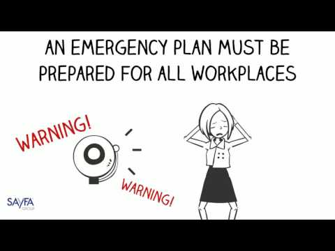 Sayfa's Safety Tips – Emergency Plans