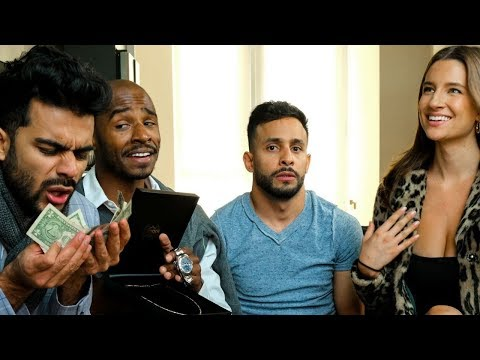 HANGING OUT WITH RICH FRIENDS | Anwar Jibawi